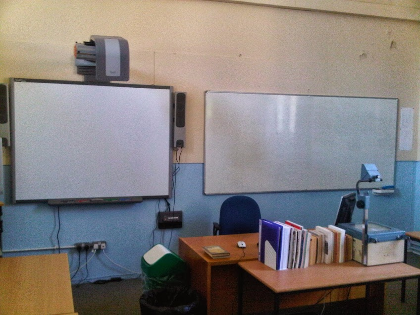 Modern refurbishment for school class-rooms