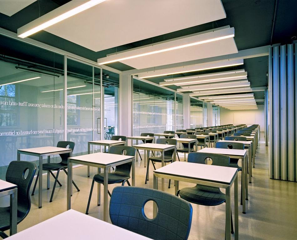 Refurbishment of Foreign language School, Eltham, London