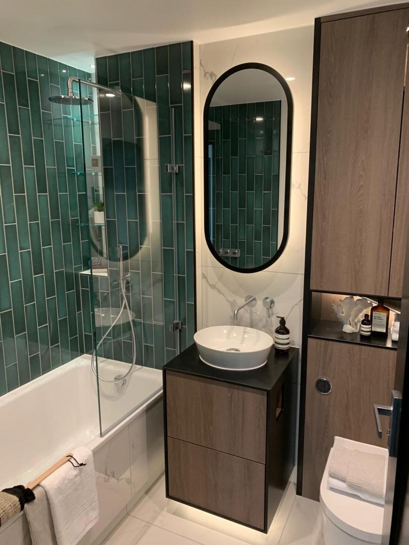 Staines Dev Showerroom 1