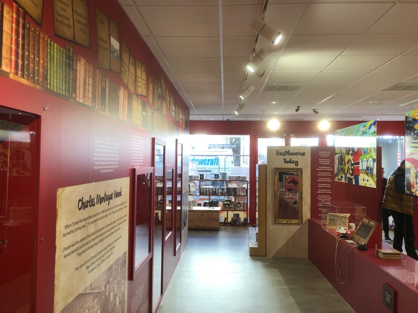 Eastbourne Museum Complete Works