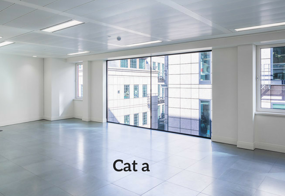 Cat a fit out