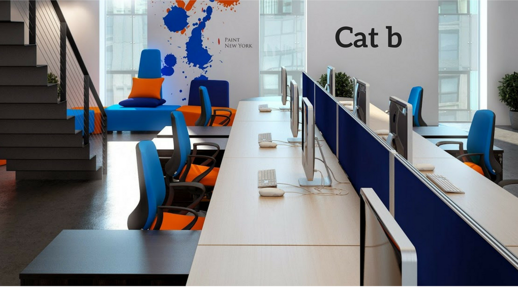 Cat b fit out