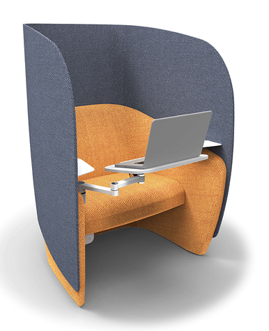Boss Design Personal Work Booth