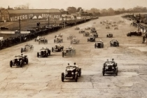 Brooklands Vickers Road Race