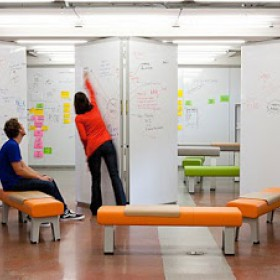 Agile workplace design