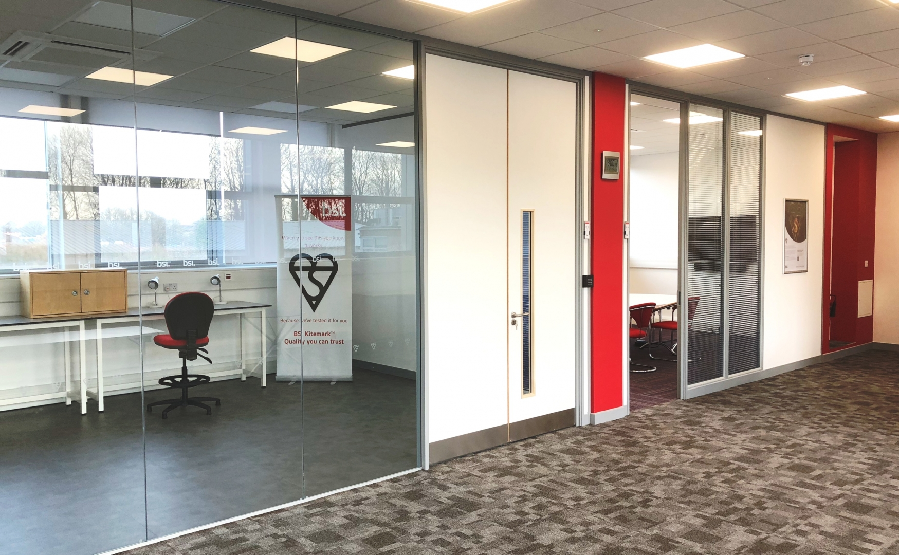 Office refurbishment, Hemel Hempstead