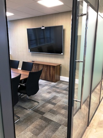 New office fit out for 200 year old business
