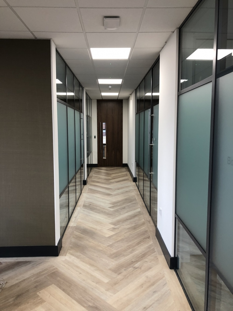 New office fit out for 200 year business