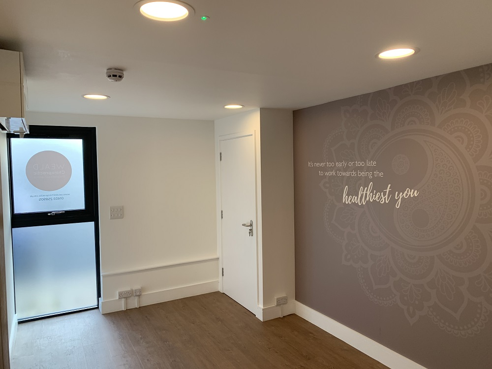 Newly fit out clinic