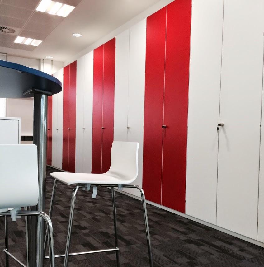 Office fit-out, Milton Keynes