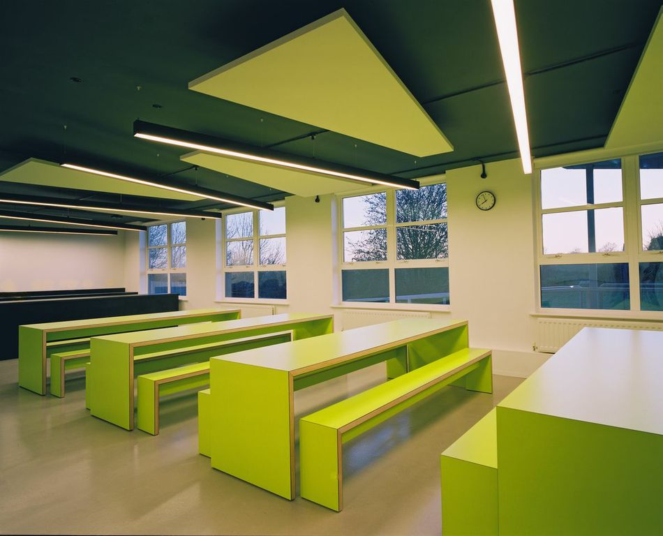Refurbishment of Foreign language School, Eltham, London