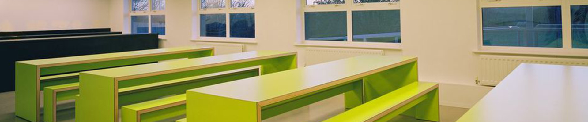 Refurbishment Of Foreign Language School Eltham London