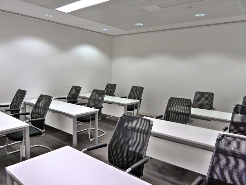 Fit out for office relocation, London