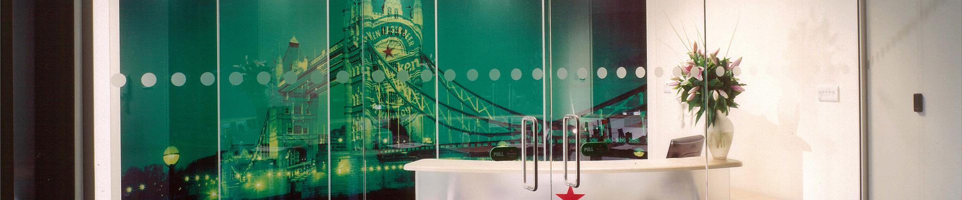 Heineken, London